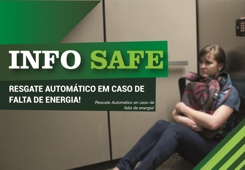 [Catálogo InfoSafe - Resgate automático]