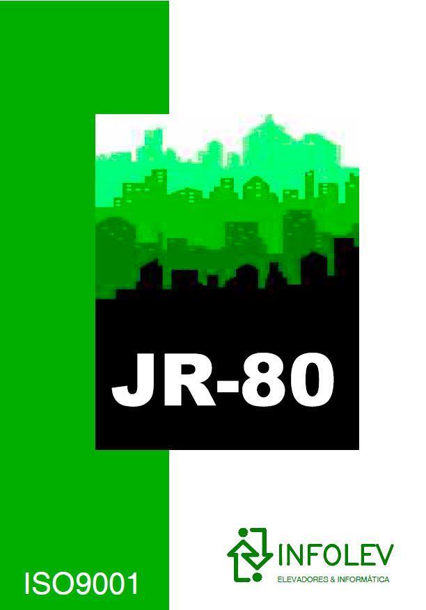 [Manual Comando JR 80]